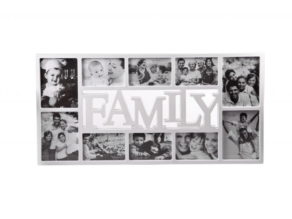 Fotorámik Family 72 x 36 cm