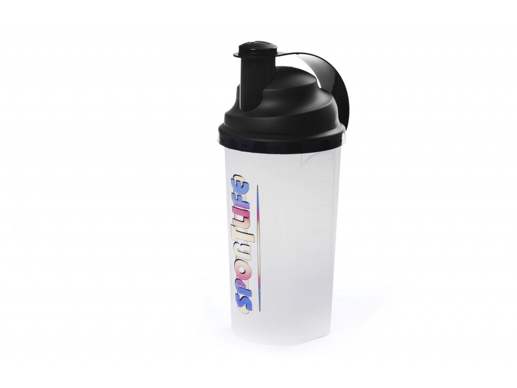 Fľaša SPORTLIFE 0,7l umelá hmota s potlačou
