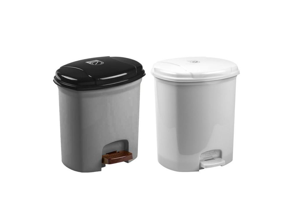 Kôš odpadkový 25L mix