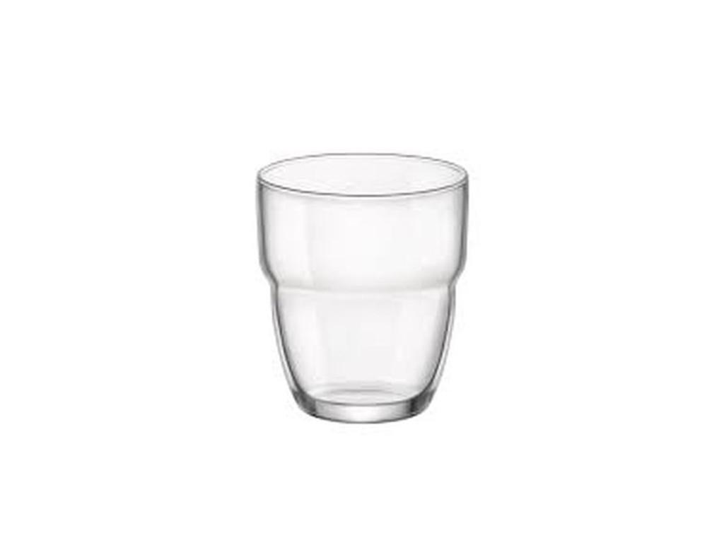 Pohár sklo sada 6ks